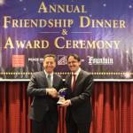 1 - Turkish Cultural Center Vermont Dinner Governor Peter Shumlin & President Eyup Sener
