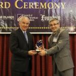 10 - Turkish Cultural Center Vermont Dinner Attorney General Willaim Sorrell & Adem Aydin