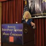 14 - Turkish Cultural Center Vermont Dinner Prof. Aostre Johnson Saint Michaels College