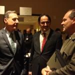16 - Turkish Cultural Center Vermont Dinner Governor Peter Shumlin, President Eyup Sener & Dr. Jon Pahl