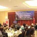 2 - Turkish Cultural Center Vermont Dinner Governor Peter Shumlin