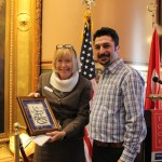 Turkish Cultural Day in Vermont State House (4)